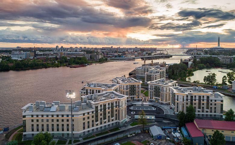 ЖК «Royal Park», Петроградский р-н в СПб | 4