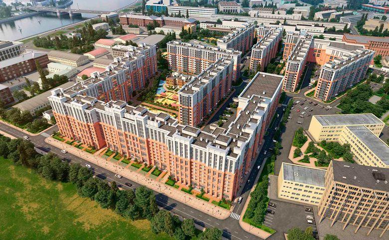 ЖК «Новый Лесснер», Выборгский р-н в СПб