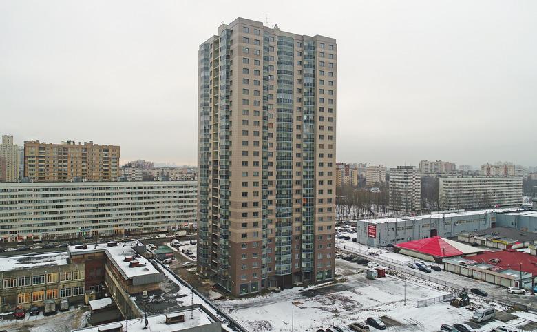 ЖК «Просвещения 85», Калининский р-н в СПб