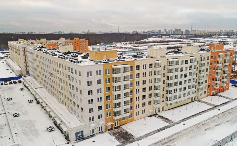 ЖК «Новоорловский», Выборгский р-н в СПб