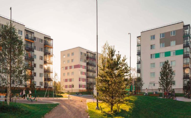 ЖК «Grona Lund», Всеволожский р-н в СПб | 2