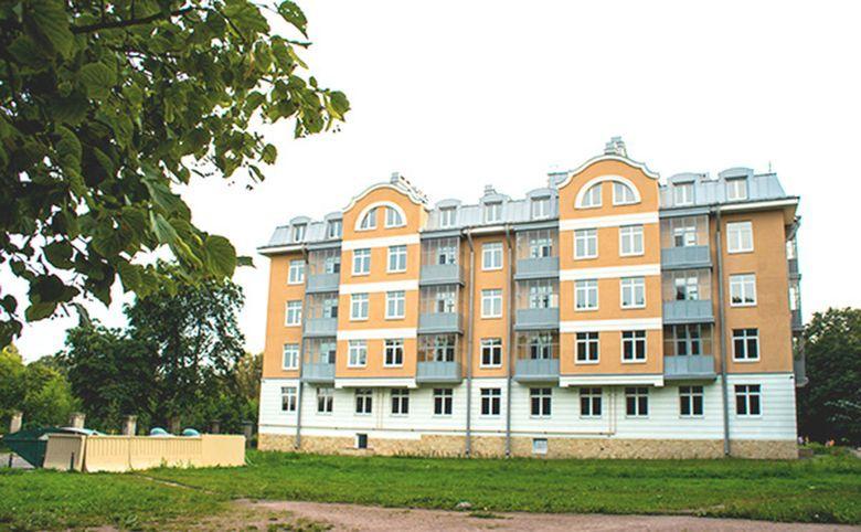 ЖК «Pushkin House», Пушкинский р-н в СПб
