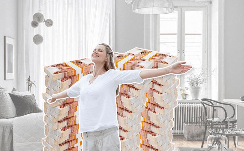 Как купить квартиру без первоначального взноса в Петербурге: объясняем просто