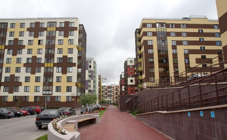 ЖК «Вена», Всеволожский р-н в СПб