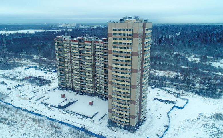 ЖК «На Заречной», Выборгский р-н в СПб | 3
