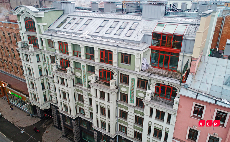 ЖК «Дом на Дворянской», Петроградский р-н в СПб | 3