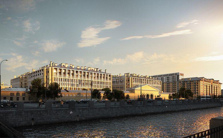 ЖК «Московский, 65», Адмиралтейский р-н в СПб
