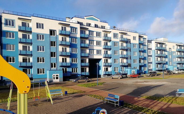 ЖК «Дом с фонтаном», Всеволожский р-н в СПб