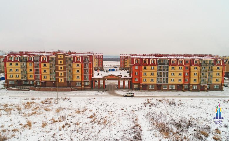ЖК «Царский двор», Пушкинский р-н в СПб | 3