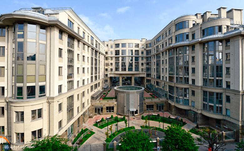 ЖК «Собрание», Петроградский р-н в СПб