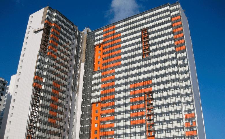 ЖК «Комендантский», Приморский р-н в СПб