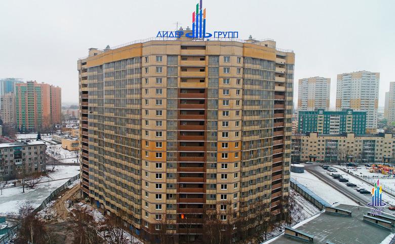 ЖК «Босфор», Пушкинский р-н в СПб