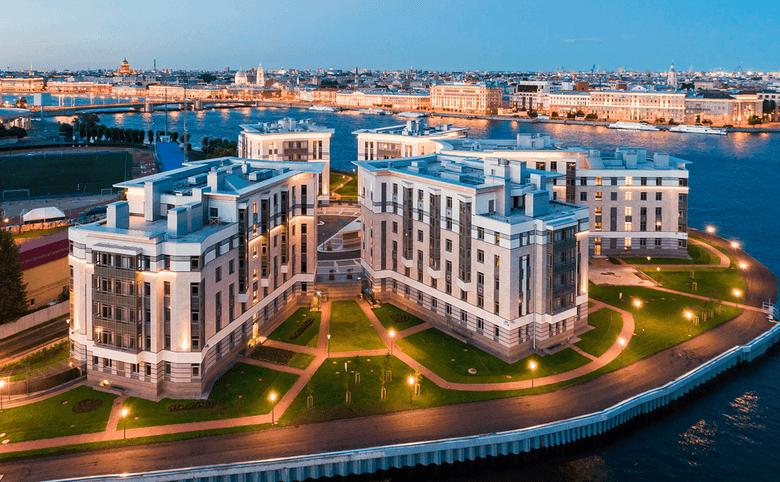 ЖК «Royal Park», Петроградский р-н в СПб