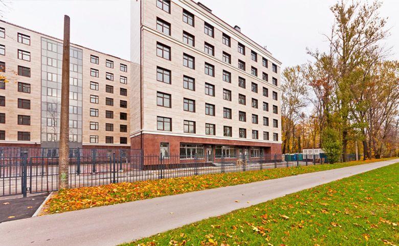ЖК «Елагин апарт», Приморский р-н в СПб | 2