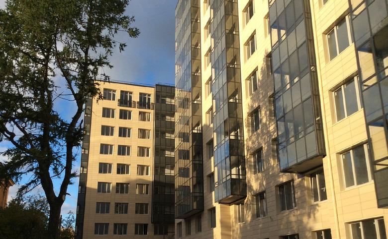 ЖК «Дом на Выборгской», Выборгский р-н в СПб