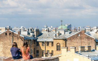 Топ-10 районов Петербурга для комфортной жизни