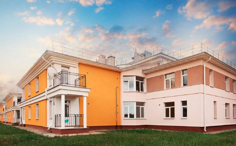 ЖК «Петровская мельница», Ломоносовский р-н в СПб | 2