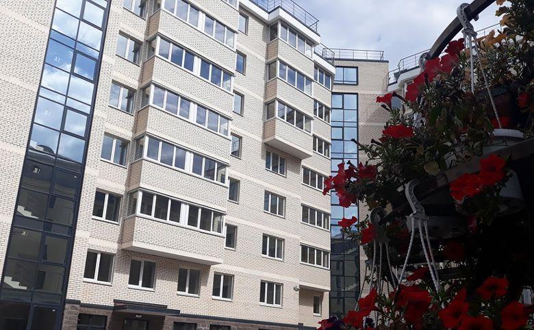 ЖК «Дом на Киевской», Московский р-н в СПб
