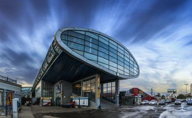 Ж/д станция Мытищи