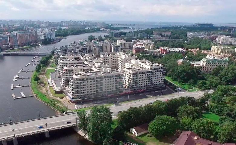 ЖК «Привилегия», Петроградский р-н в СПб   2