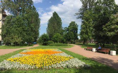 Смоленский сад