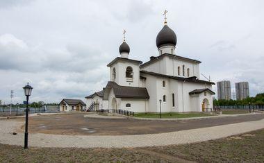 Евгеньевская церковь