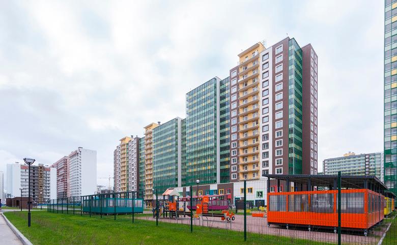 ЖК «GreenЛандия 2», Всеволожский р-н в СПб | 3