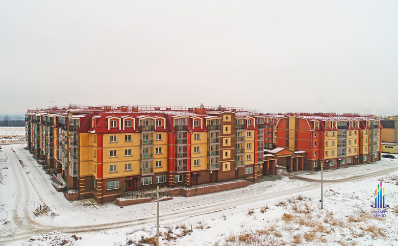 ЖК «Царский двор», Пушкинский р-н в СПб