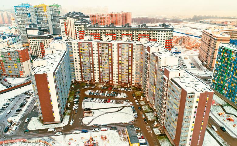 ЖК «Вернисаж», Всеволожский р-н в СПб