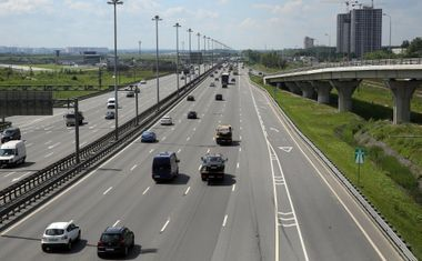 Подушкинское шоссе