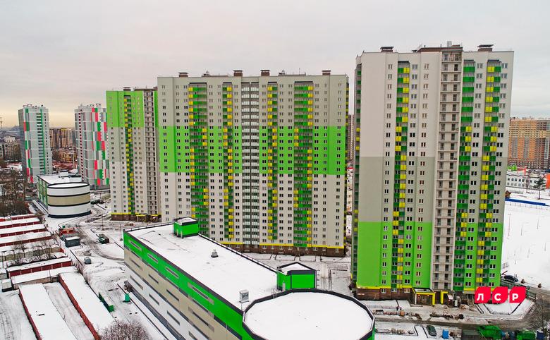 ЖК «Cinema», Калининский р-н в СПб | 2