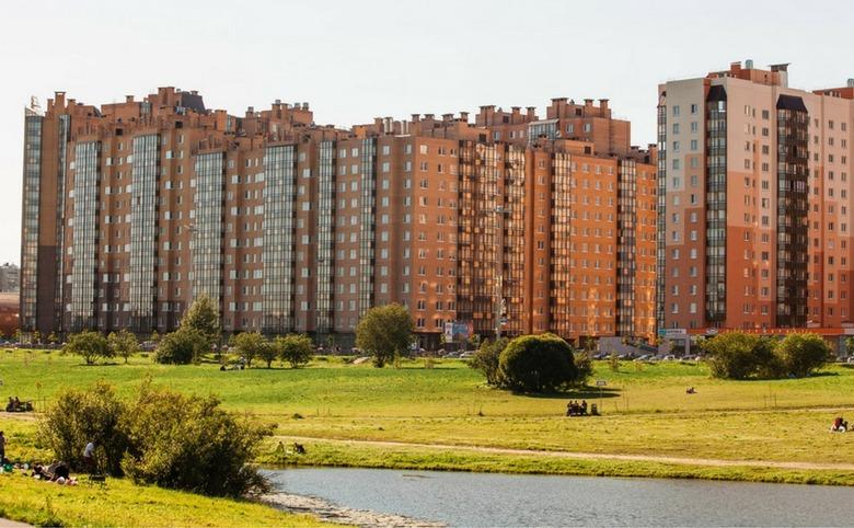 ЖК «Новый Оккервиль», Всеволожский р-н в СПб