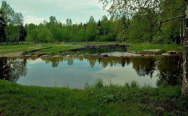 озеро Плотна