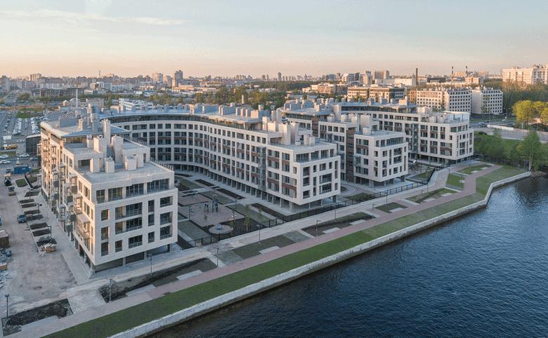 ЖК «Stockholm», Приморский р-н в СПб