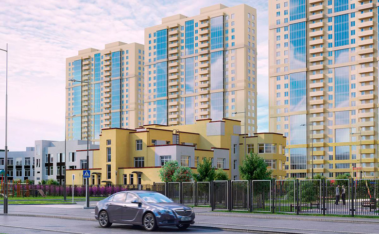 ЖК «Green City», Невский р-н в СПб | 4