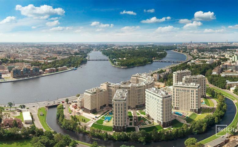 ЖК «Riverside», Приморский р-н в СПб   2