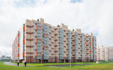 ЖК Мурино 2017 - 2020