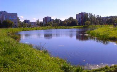 Река Дачная