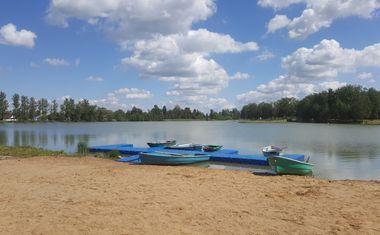 Озеро Гореловское