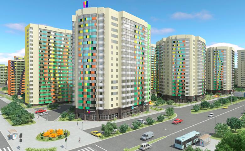 ЖК «Краски лета», Всеволожский р-н в СПб | 4