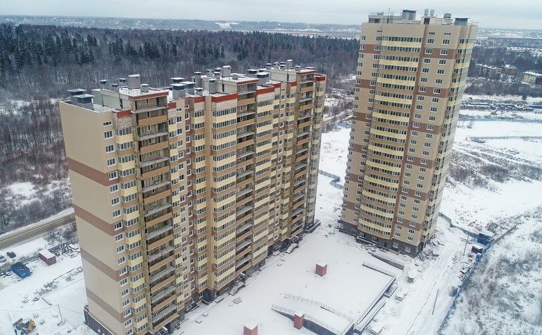 ЖК «На Заречной», Выборгский р-н в СПб