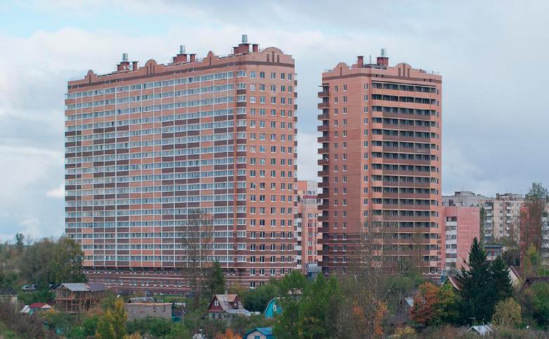 ЖК «Первомайский», Тосненский р-н в СПб | 2