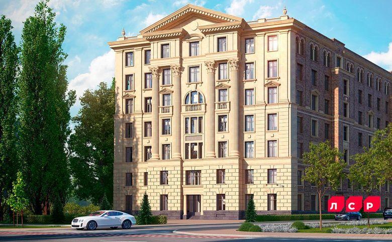 ЖК «Verona», Петроградский р-н в СПб
