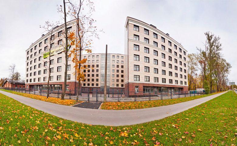 ЖК «Елагин апарт», Приморский р-н в СПб