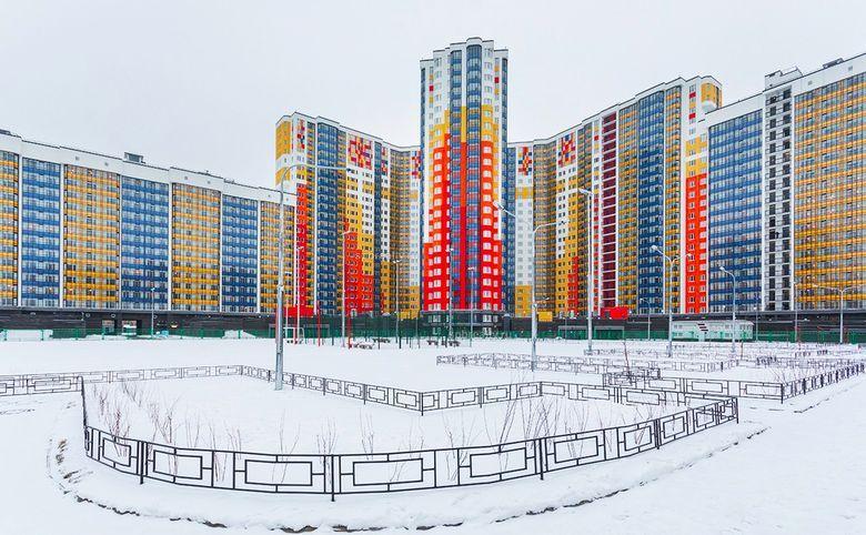 ЖК «Полюстрово Парк», Калининский р-н в СПб