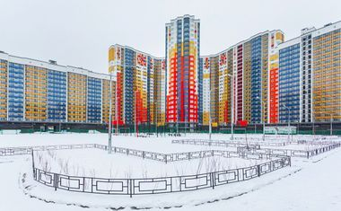 ЖК Полюстрово Парк