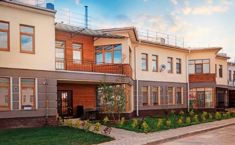 ЖК «Петровская мельница», Ломоносовский р-н в СПб