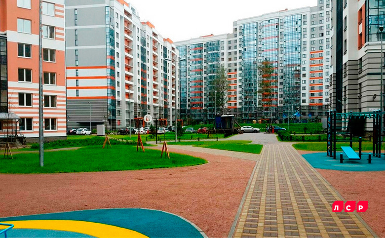 ЖК «Калина-Парк 2», Калининский р-н в СПб | 4