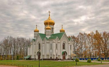 Церковь Взыскание погибших