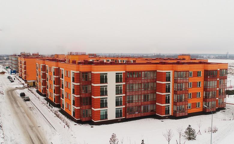 ЖК «Образцовый квартал», Пушкинский р-н в СПб | 4